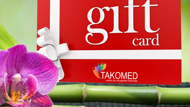 GIFT CARDS DISPONIBILE